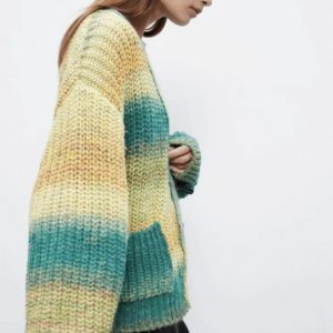 Strickjacke Set